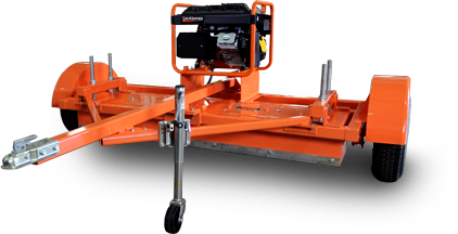 Electromagnetic Tow-Behind Sweeper (MSE1 series)